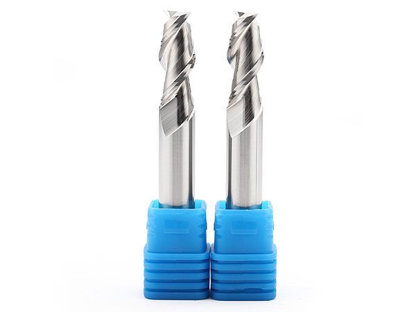 Solid-Carbide-2-Flutes-Flattened-End-Mill-Bit-For-Aluminum
